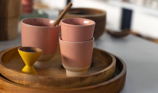 Rutunda stoneware spring collection