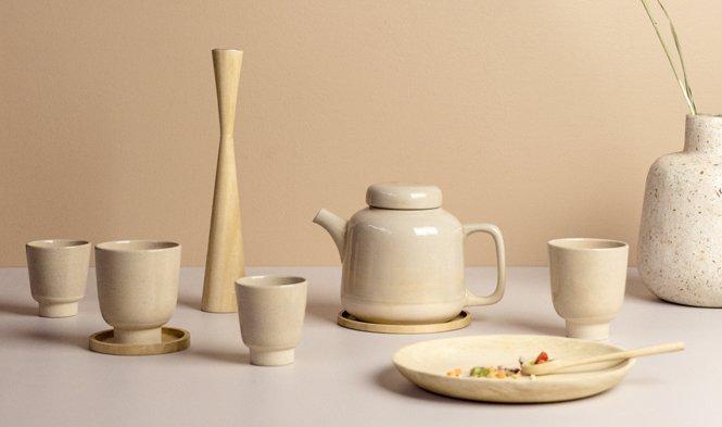 stoneware natuurlijke look design