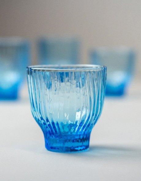 blauw tumbler