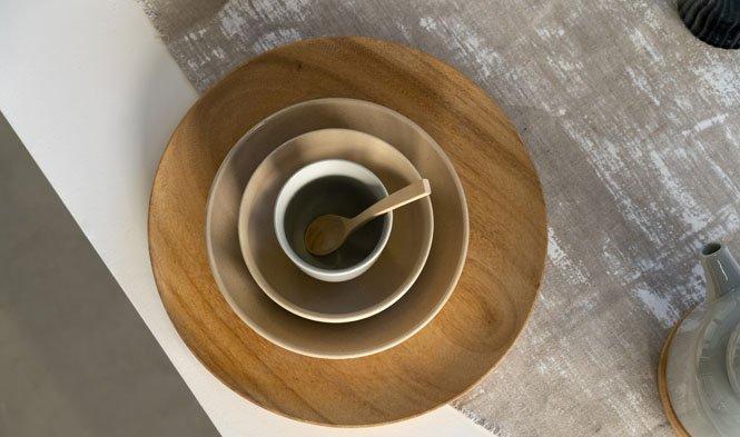 bord gmelina stoneware naturel