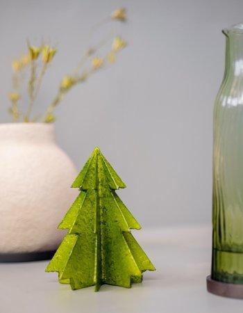 capiz pulp kerstboom