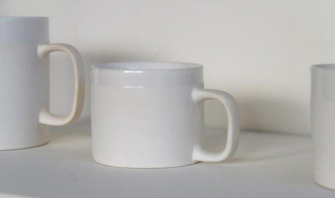 cappuccino kop wit