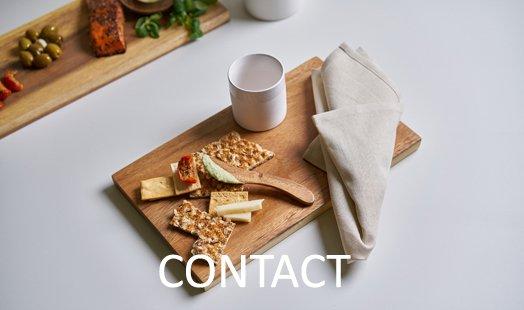 kinta eetplank hout handig