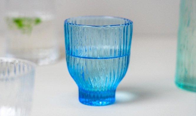 glas aqua groot