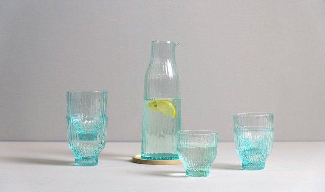 glas collectie mint