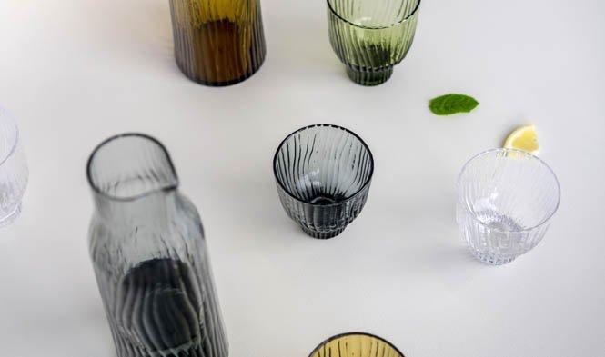 glas tafelglas design gekleurd