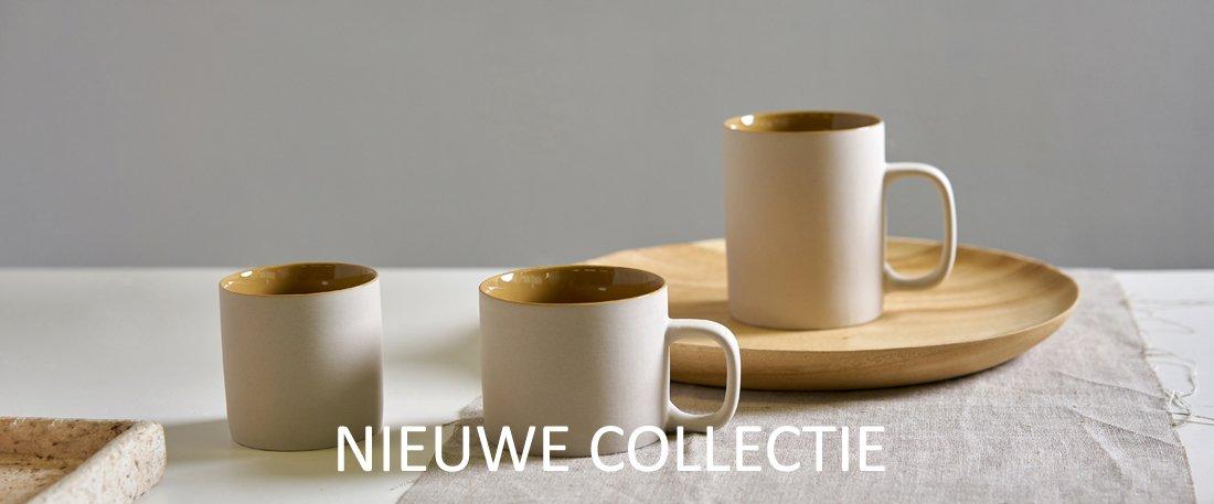 keramiek nieuwe collectie theekop