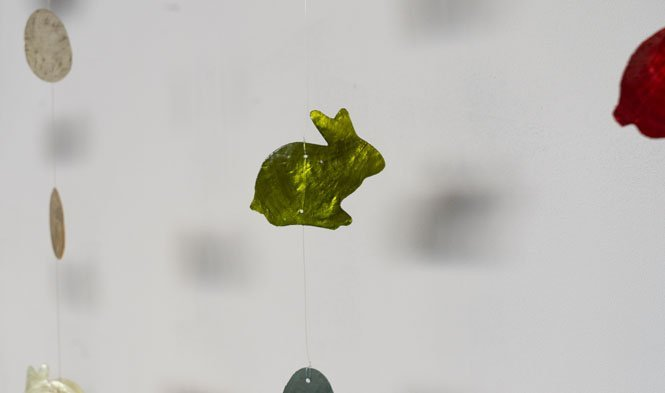 paasslinger capiz rood groen
