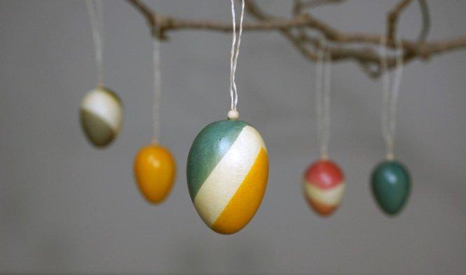 process eggs wood