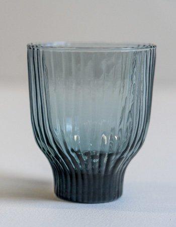 smoked grey glas